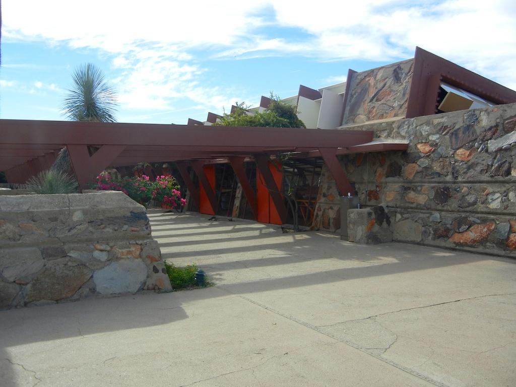 Taliesin West Frank Lloyd Wright Tours