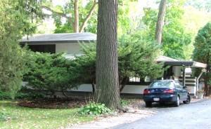 Frank J. Baker Residence