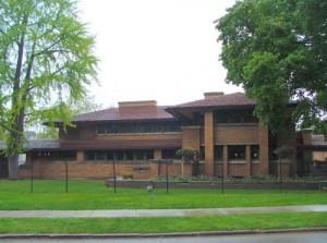 Darwin D. Martin Residence 1
