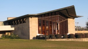 Florida Southern College, Danforth Chapel  2