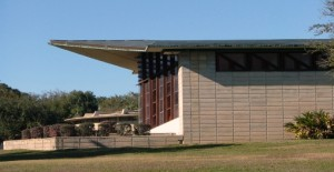 Florida Southern College, Danforth Chapel  3