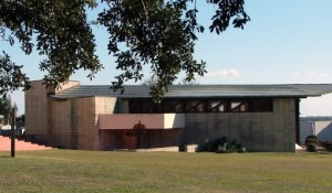Florida Southern College, Danforth Chapel  4