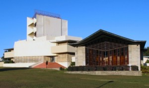 Florida Southern College, Danforth Chapel  6