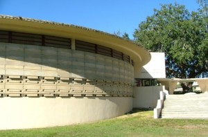 Florida Southern College, Roux Library 1