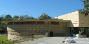 Florida Southern College, Roux Library 2
