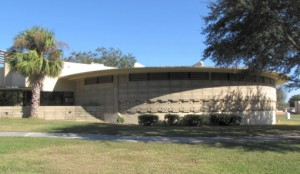 Florida Southern College, Roux Library 3