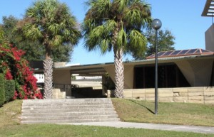 Florida Southern College, Roux Library 4