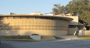 Florida Southern College, Roux Library 5