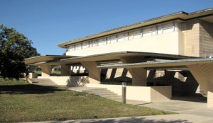 Florida Southern College, Science Building 2