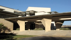 Florida Southern College, Administration Building 7