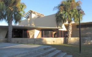 Florida Southern College, Administration Building 9