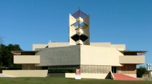 Florida Southern College - Annie Pfeiffer Chapel 1
