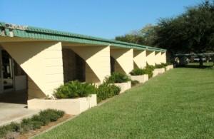 Florida Southern College, Esplanades 1