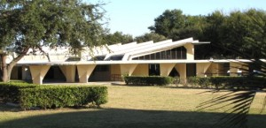 Florida Southern College, Industrial Arts Building 1