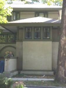Frank Wright Thomas Residence 1
