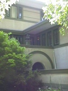 Frank Wright Thomas Residence 2