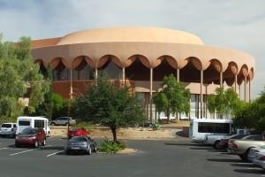 Grady Gammage Memorial Auditorium 1
