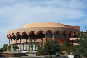 Grady Gammage Memorial Auditorium 3