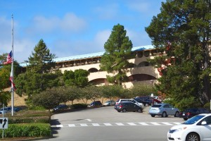 Marin County Civic Center 3