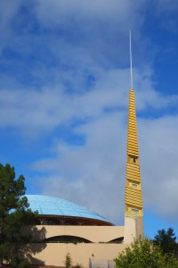 Marin County Civic Center 6
