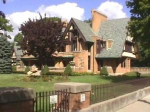 Nathan G. Moore Residence 1