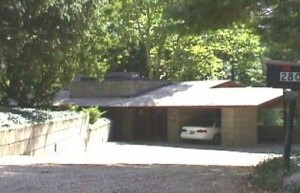 Eric Brown Residence
