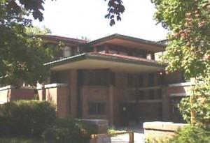 Frederick C. Robie House 5