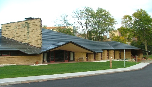 Unitarian Meeting House 5. Location: 900 University Bay Drive, Shorewood  Hills, WI 53705. The Church Is Open To The Public Except On Saturdays.